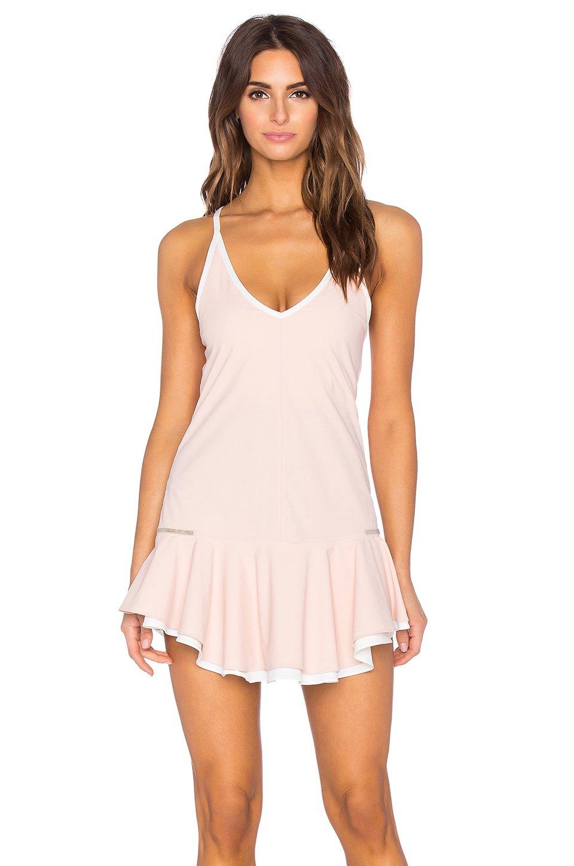 B3.0 B Active Drop Waist Tennis Dress in Pink - Lyst