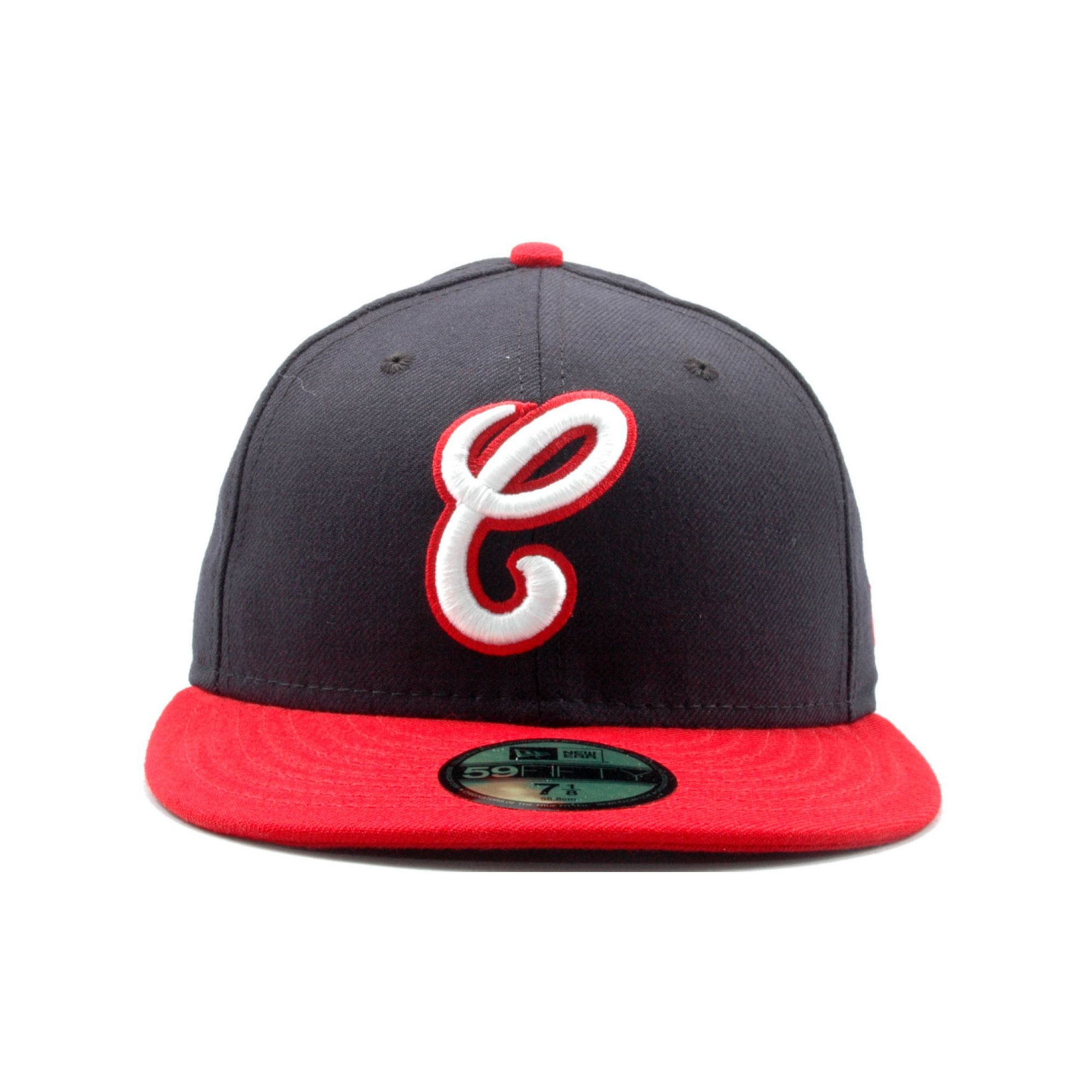 brand new df57a 577f7 ... usa lyst ktz chicago white sox cooperstown 59fifty cap in red for men  5aa25 c009b