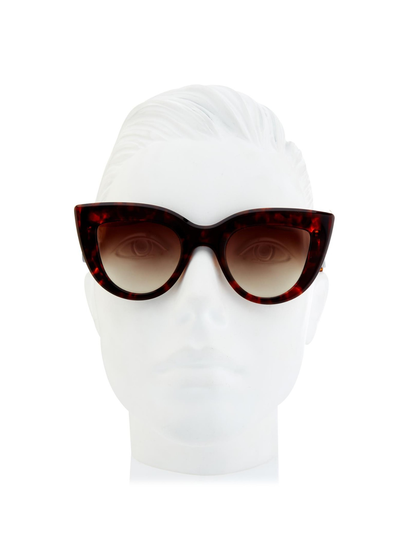 Quixote Eye Sunglasses Brown Ellery Cat eEdCrxWQBo