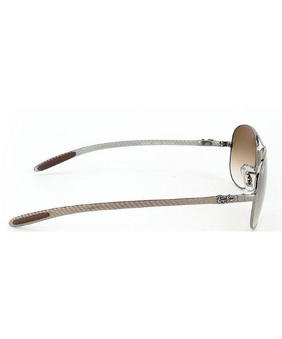 ad34dad97de Ray Ban Rb8301 Carbon Fiber 00451 Gunmetal Sunglasses « Heritage Malta