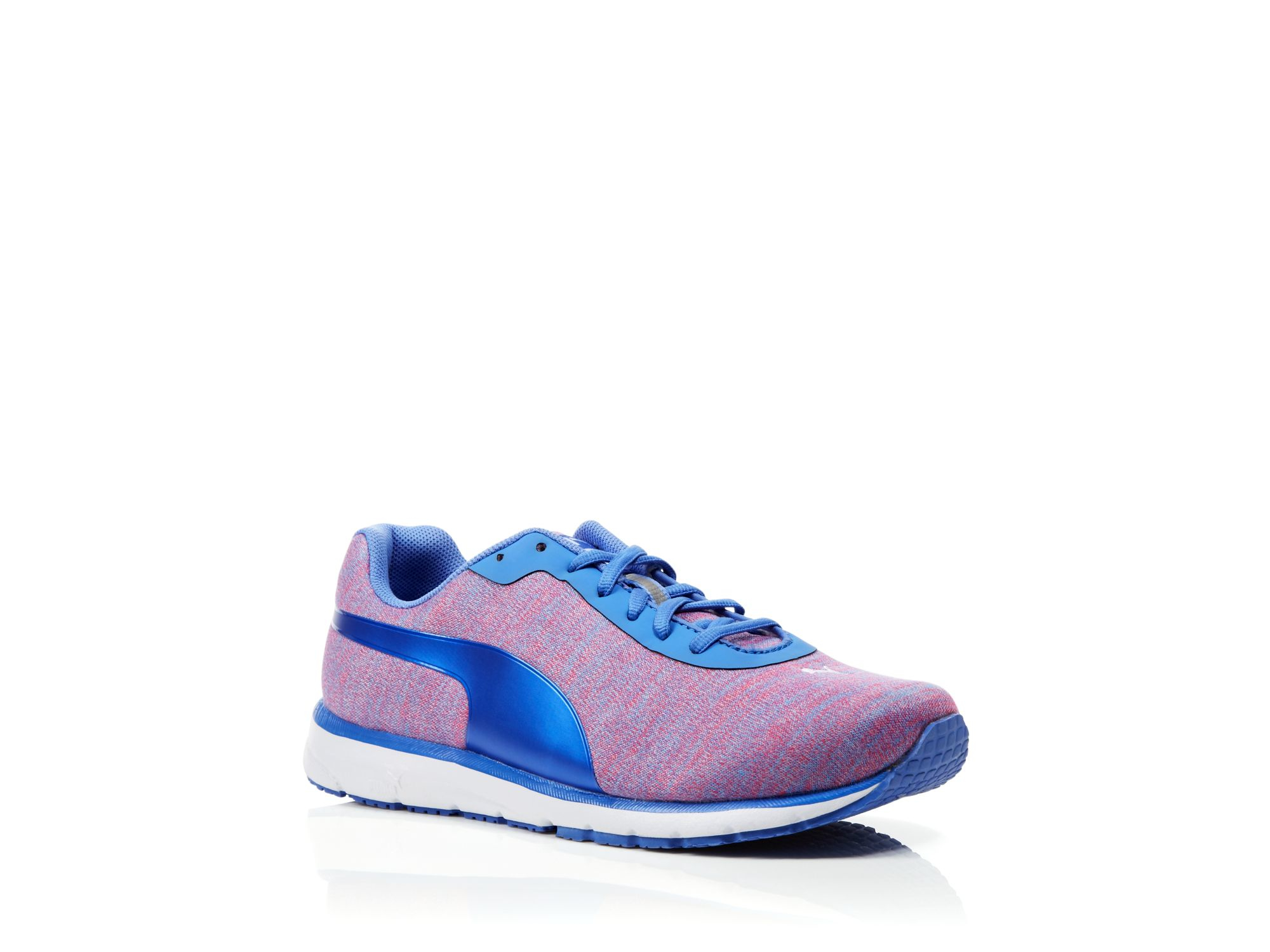 Lyst PUMA Lace Up Sneakers Narita V3 Heathered in Blue