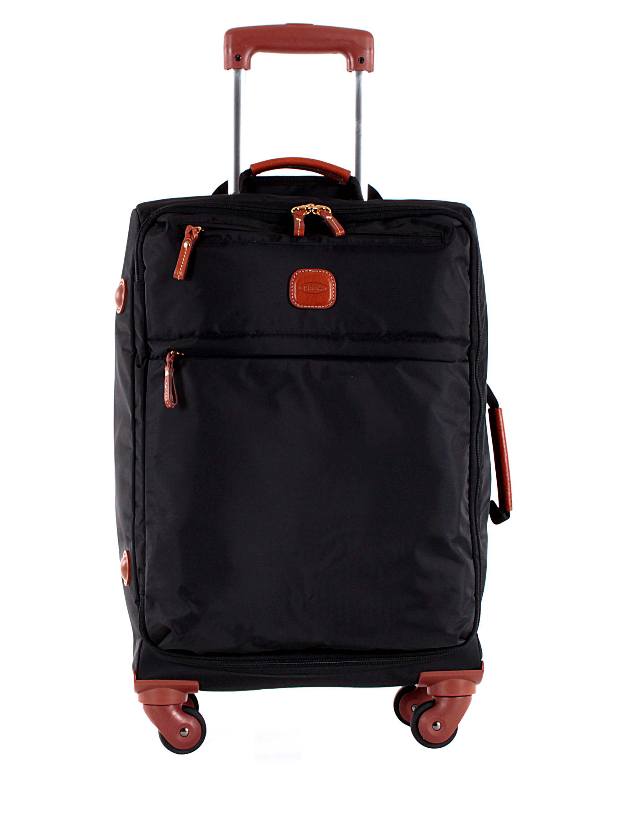 bric s x bag 21 quot carry on trolley in black for lyst