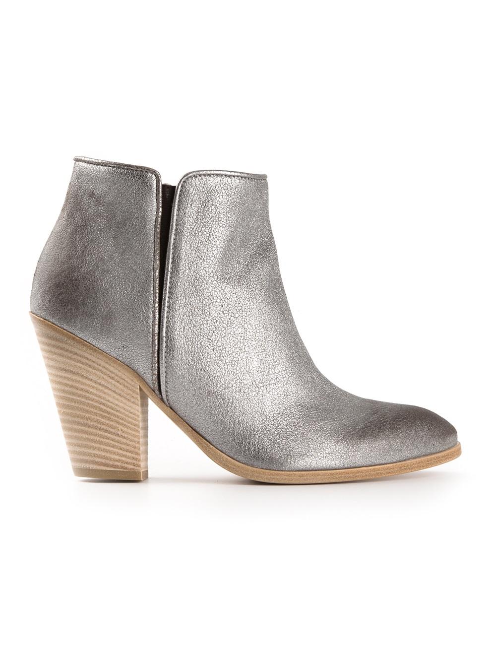Rachel Shoes Black Boots