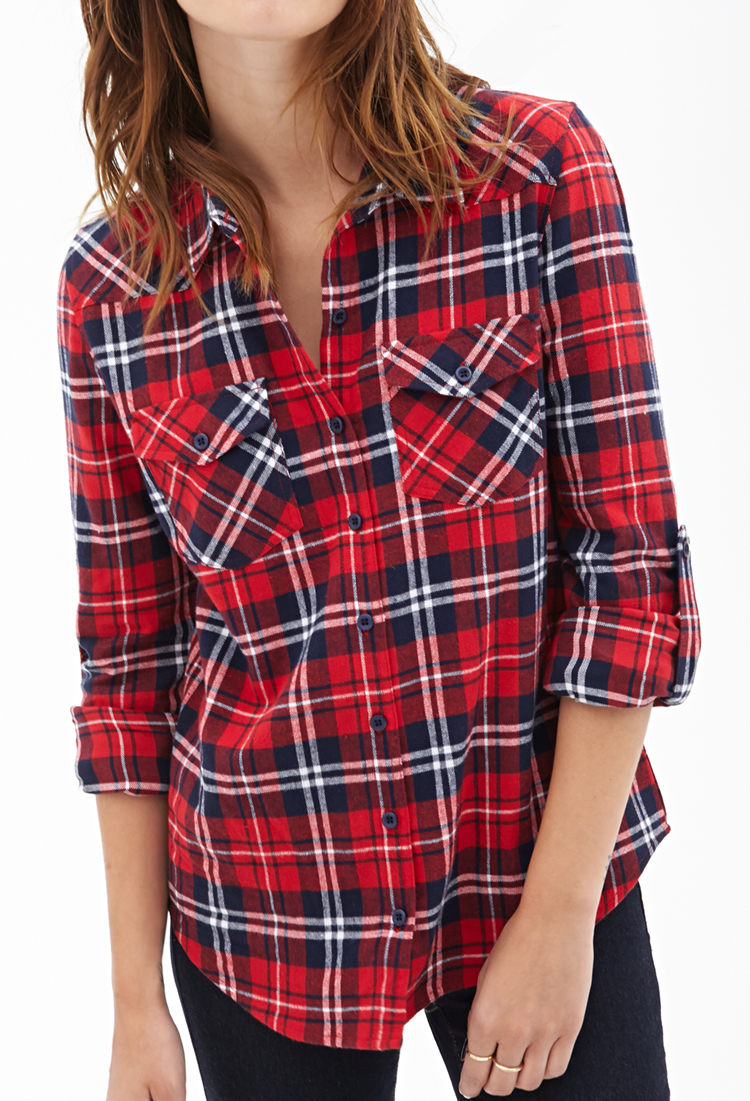 Womens Tartan Shirt South Park T Shirts