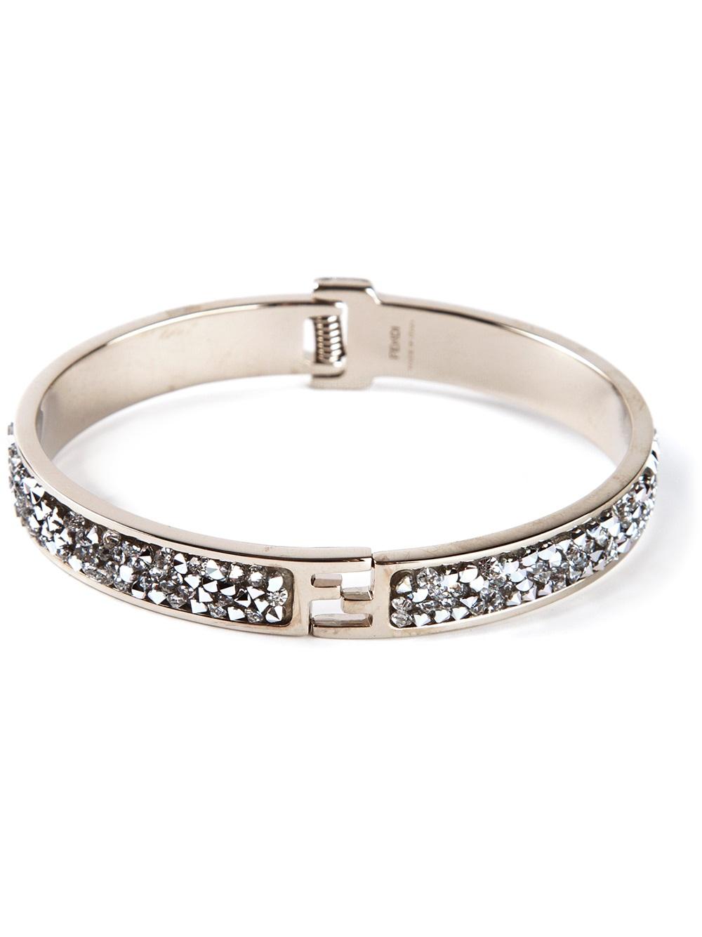 0746ac1ba2a Fendi Mens Bracelets