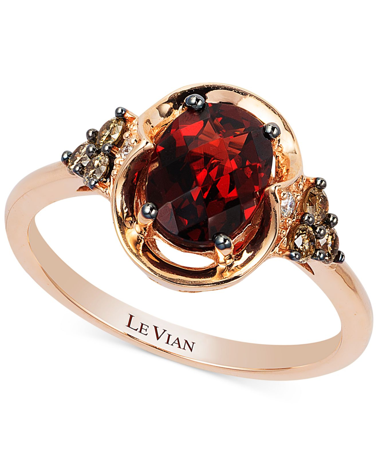 Le Vian Chrome Diopside Ring