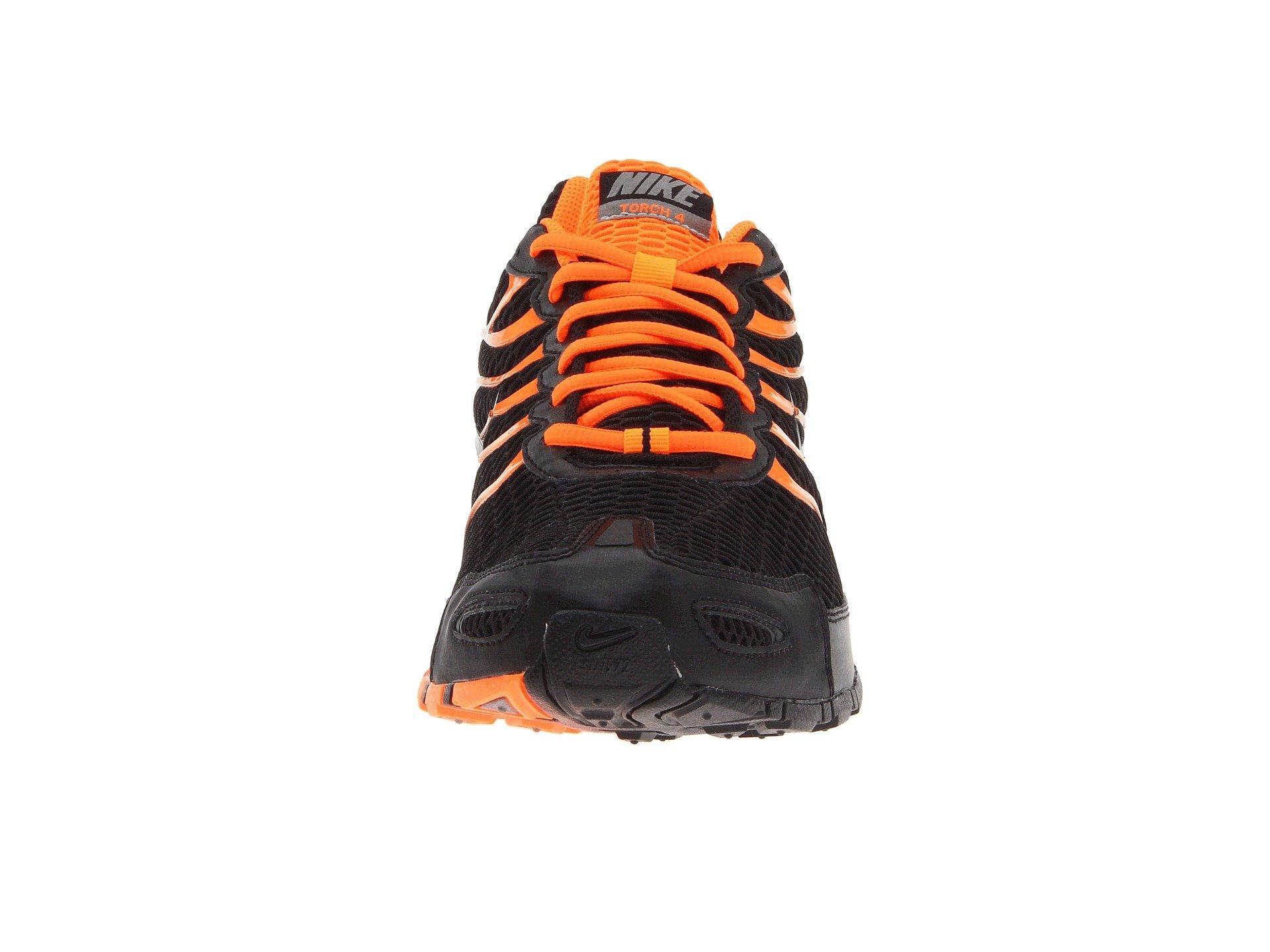 Men's Orange Air Max Torch 4