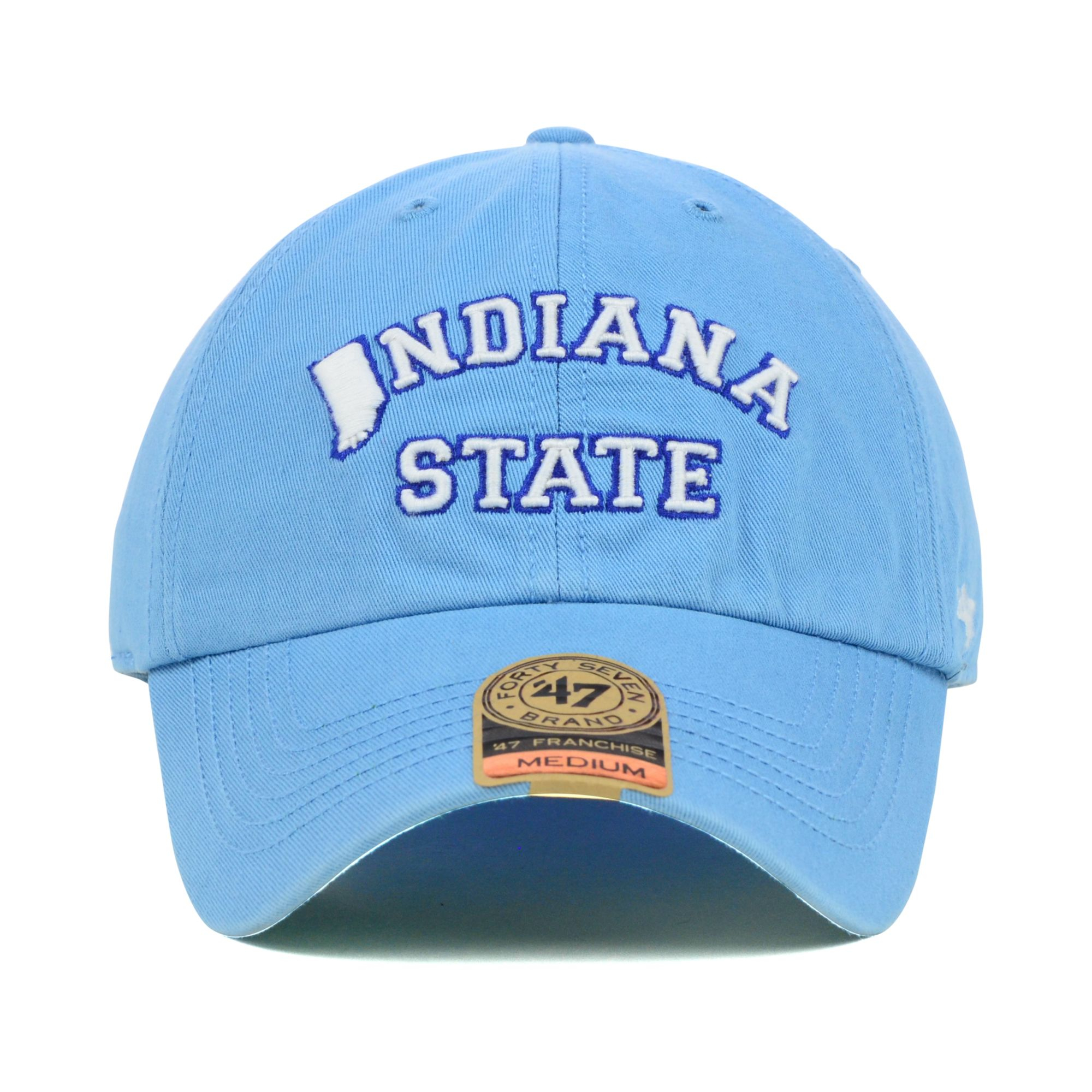 47 Brand Indiana State Sycamores Vault Franchise Cap In