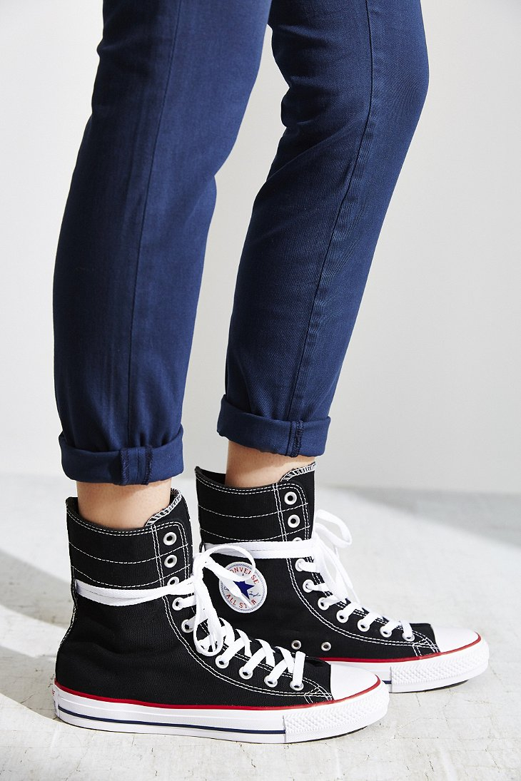 Chuck Taylor All Star High Rise Sneaker
