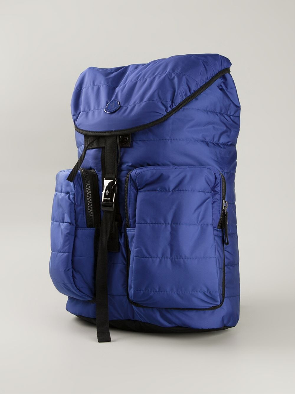 moncler padded backpack