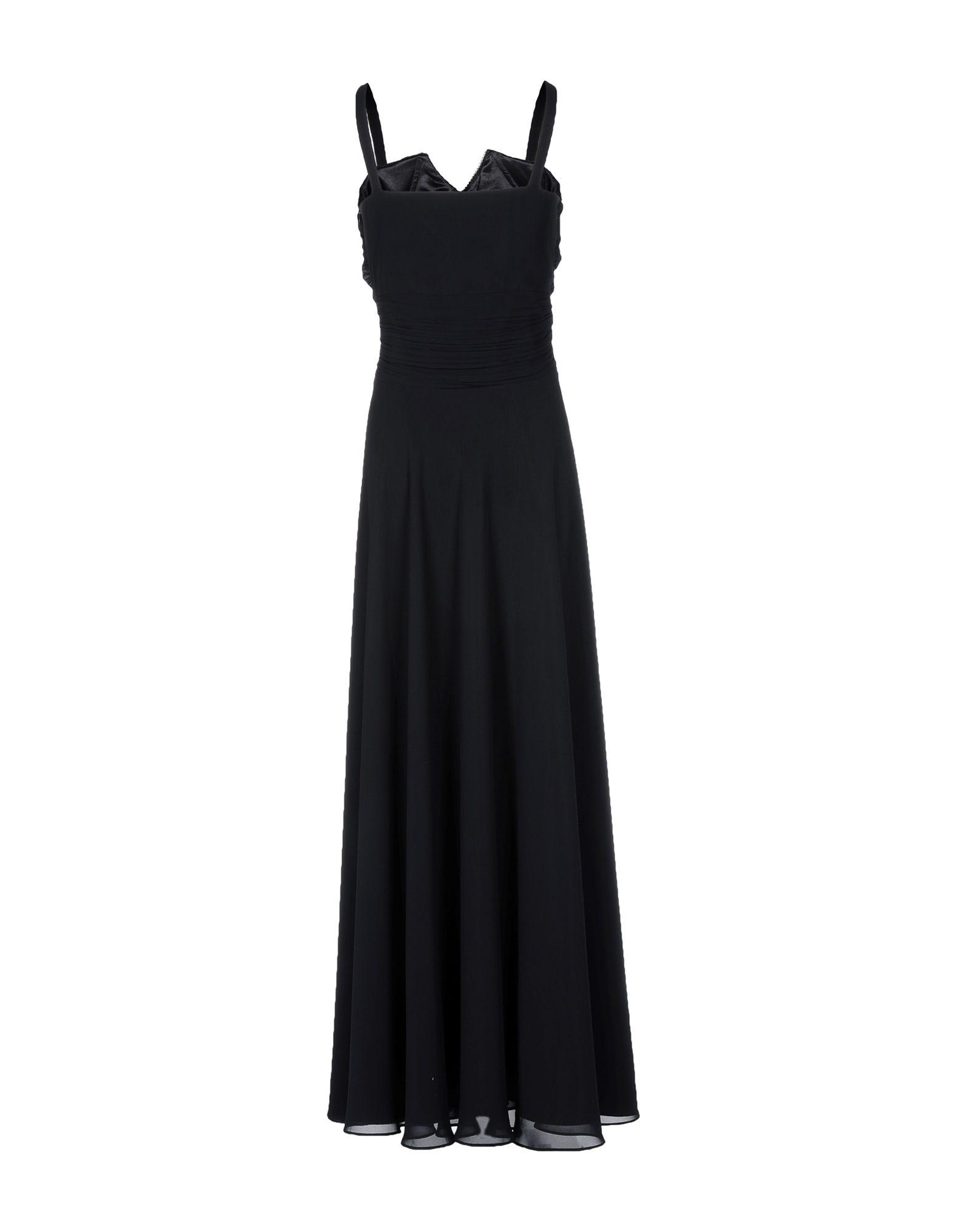 Carlo pignatelli Long Dress in Black