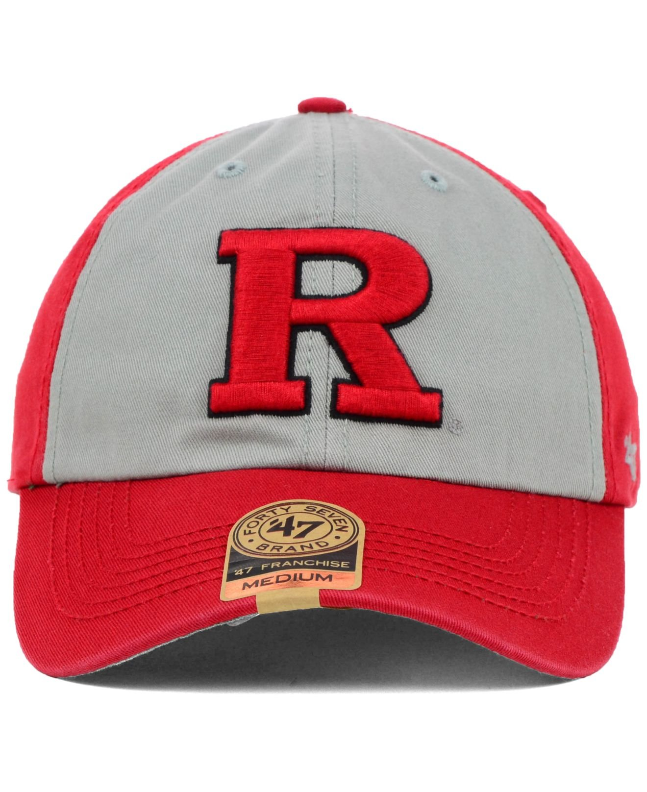 separation shoes a1c26 e7f24 47 Brand Rutgers Scarlet Knights Vip Franchise Cap in Red for Men - Lyst