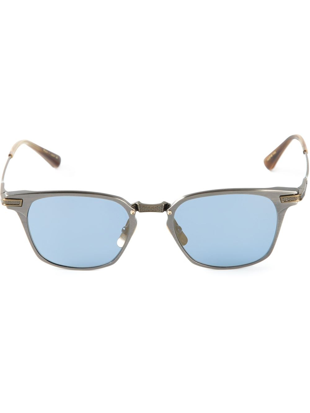 Dita eyewear 'union' Sunglasses in Gray | Lyst Dita Eyewear