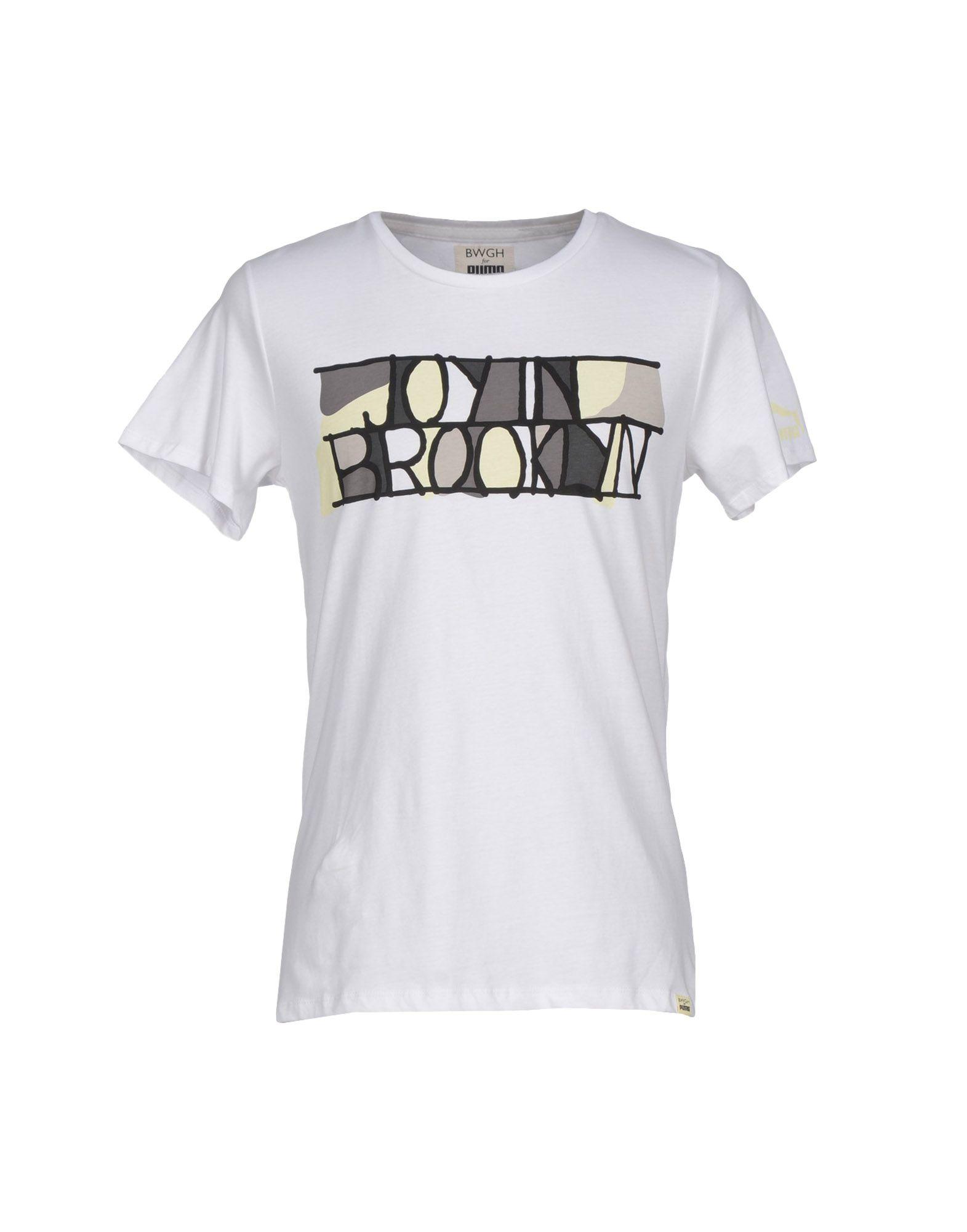 Lyst Puma T Shirt In White For Men