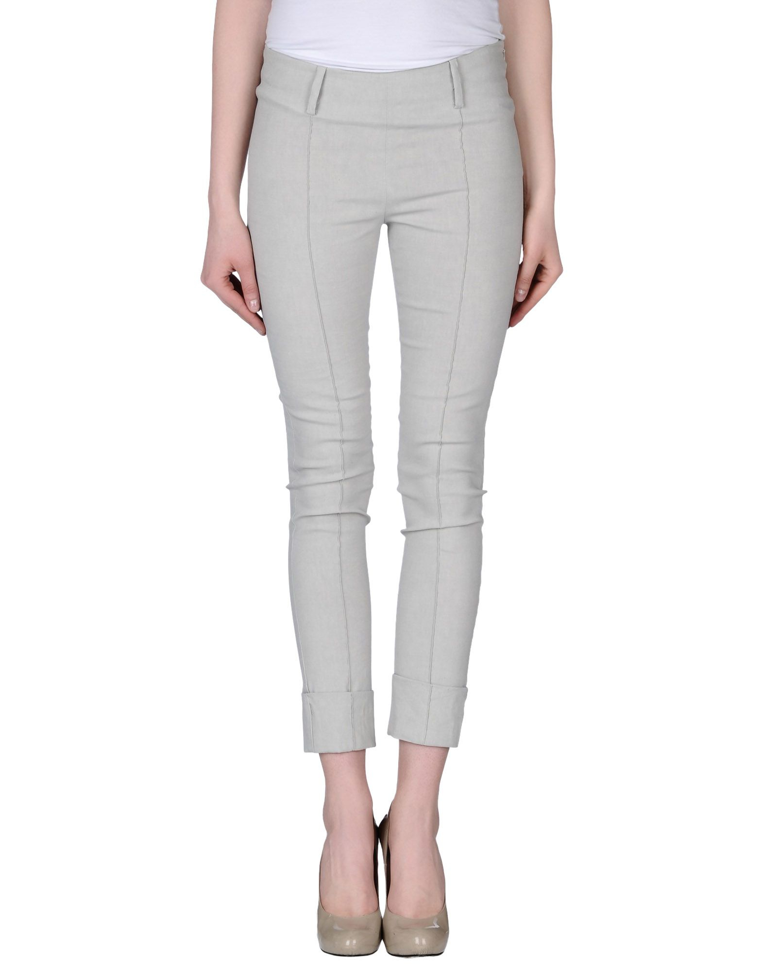 Perfect Aspesi Casual Trouser In Gray Light Grey  Save 54  Lyst