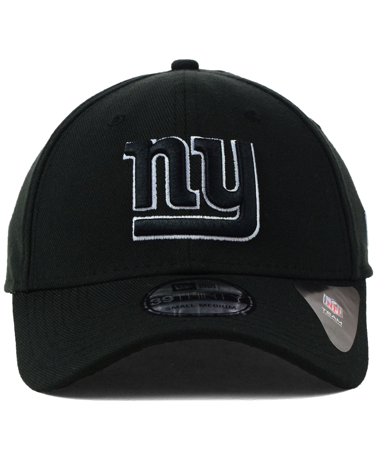 78aa1c86dd2 ... australia lyst ktz new york giants classic 39thirty cap in black for  men 581ee 1a171