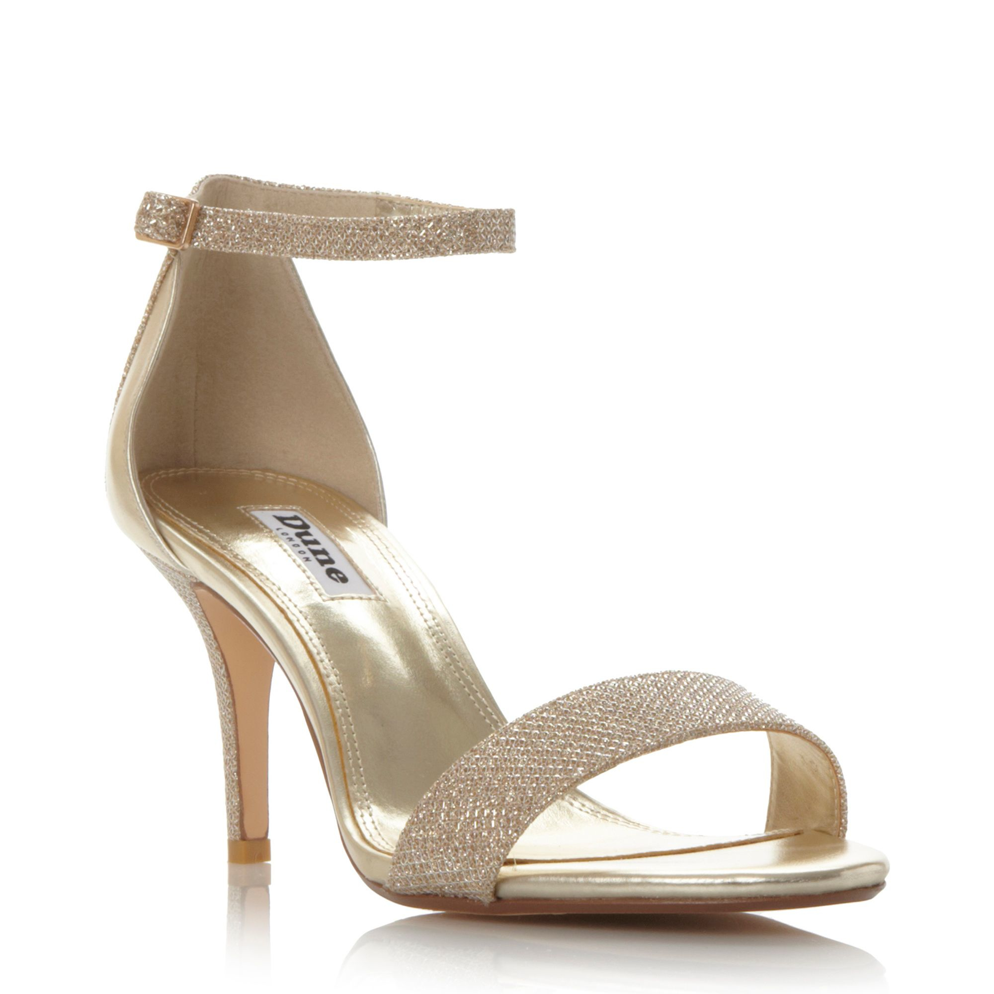 Synthetic High Heels Shoes And Materials
