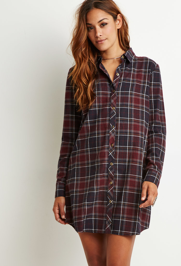 Find great deals on eBay for womens flannel shirt dress. Shop with confidence.