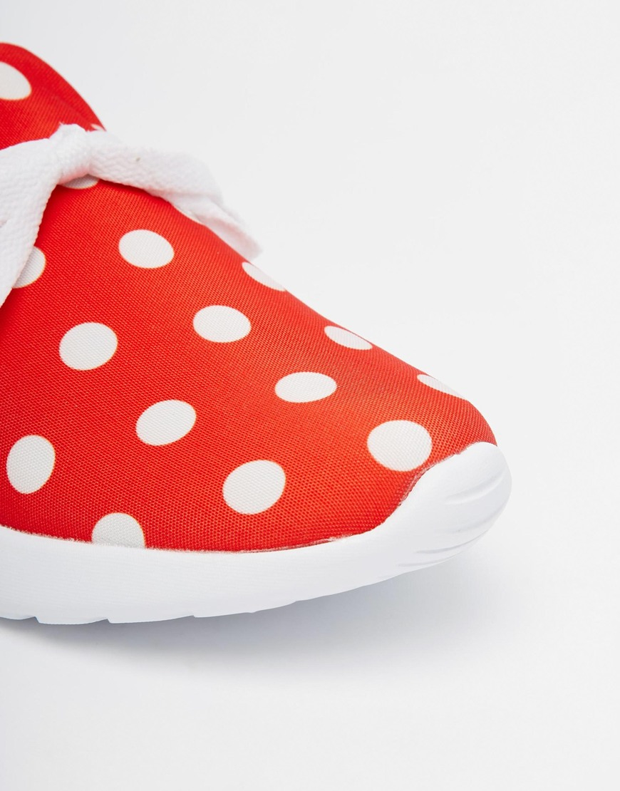 authentic latest design detailed look Beam Spotty Trainers