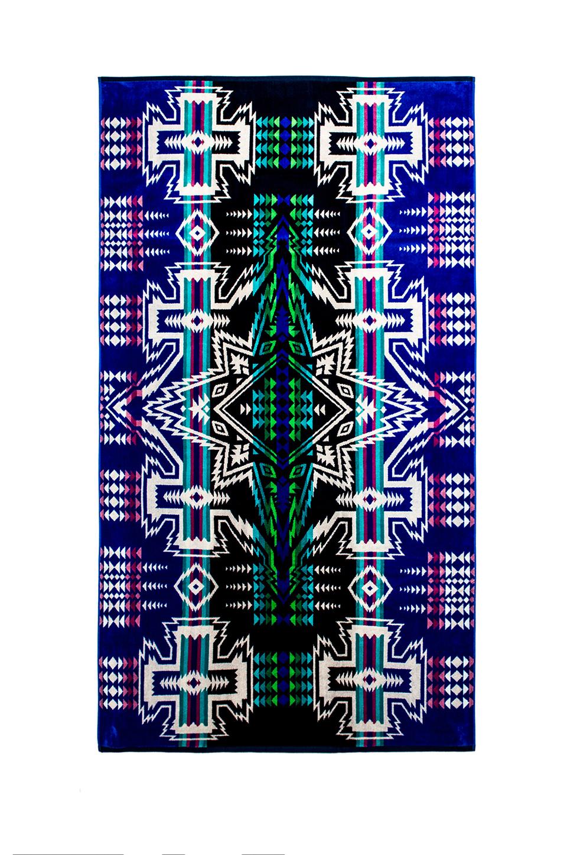 pendleton serrado towel for two towel image. Black Bedroom Furniture Sets. Home Design Ideas