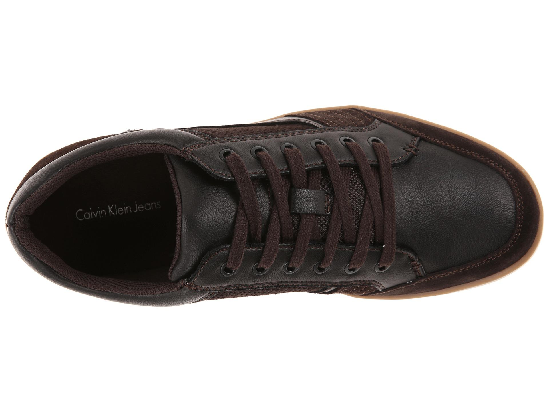 Calvin Scotty Brown Jeans Lyst Klein In wxq00Ya