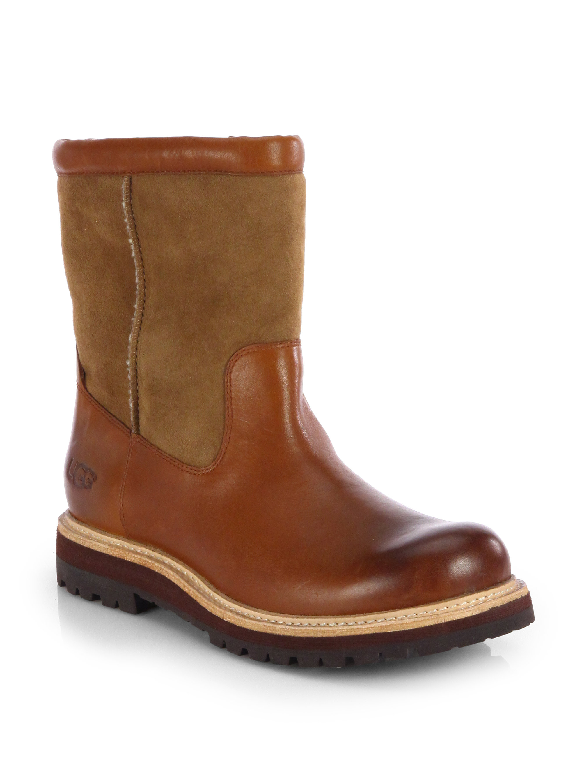 Lyst Ugg Polson Classic Boots In Brown For Men