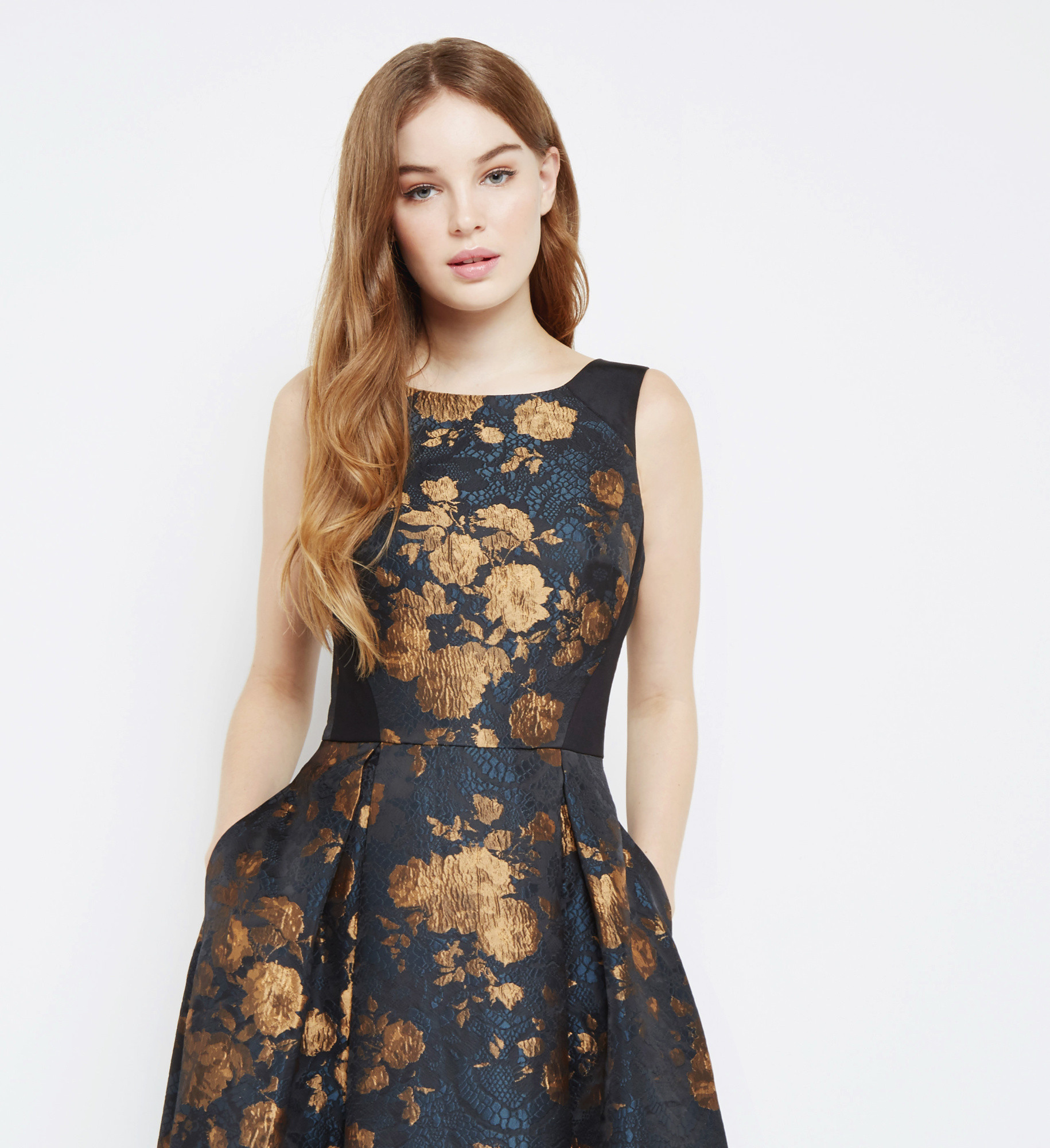 This season Ted Baker has upped their game in the style stakes, and the result is quite phenomenal. You'll discover trending dresses with all the accessories to match, plus all the latest suits tailored to a tee.