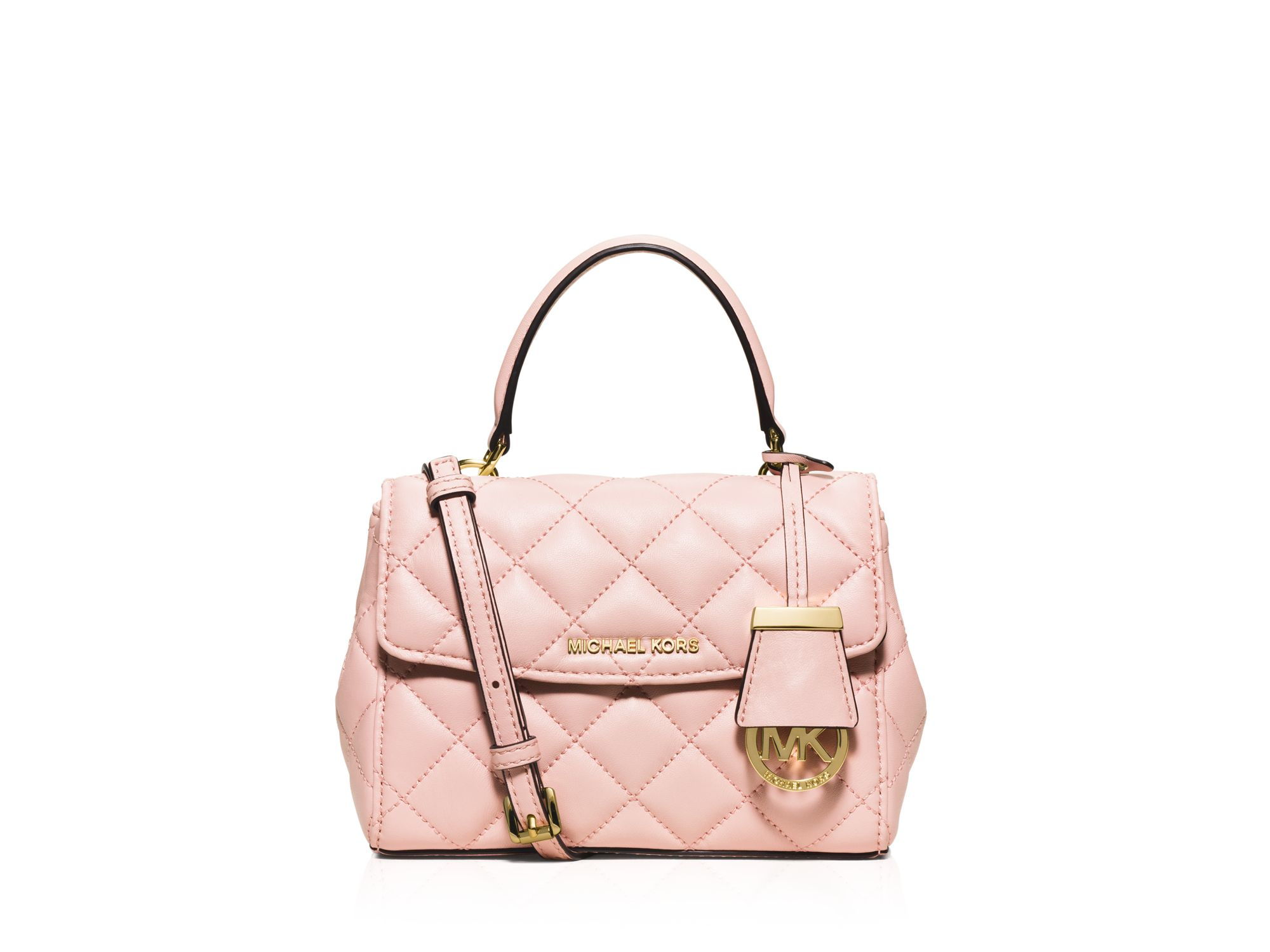 117496a09f5d Gallery. Previously sold at  Bloomingdale s · Women s Michael Kors Quilted  Bag ...