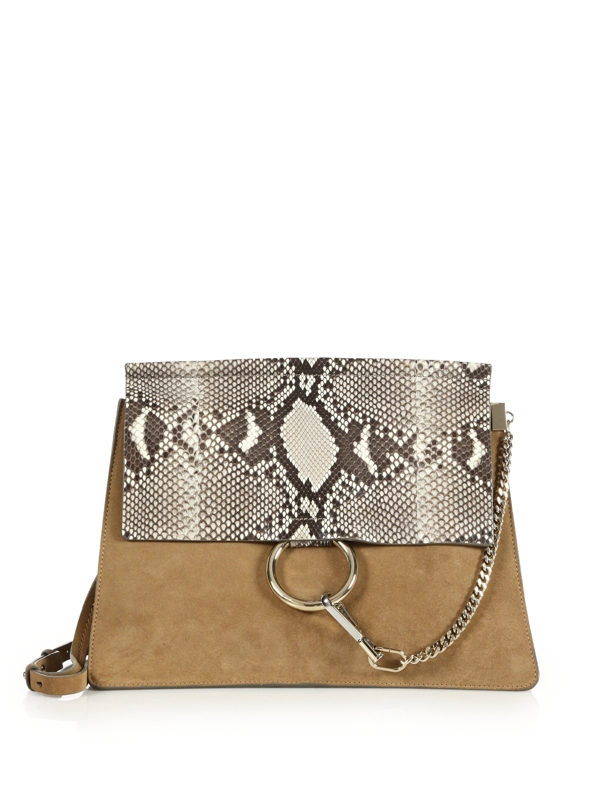 a4b005979b1 Chloe Faye Medium Handbag