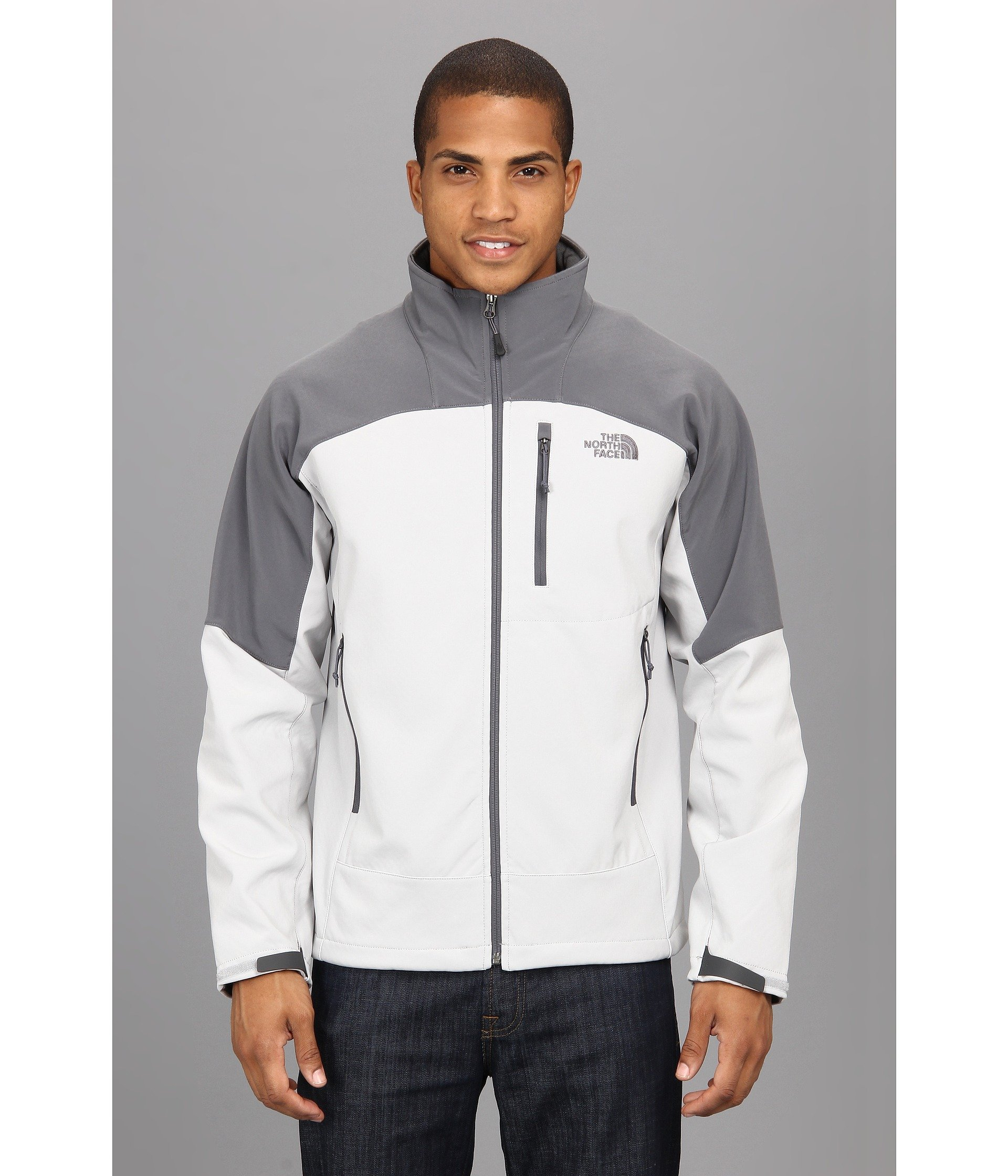 f75bdd530 Men's Gray Shellrock Jacket