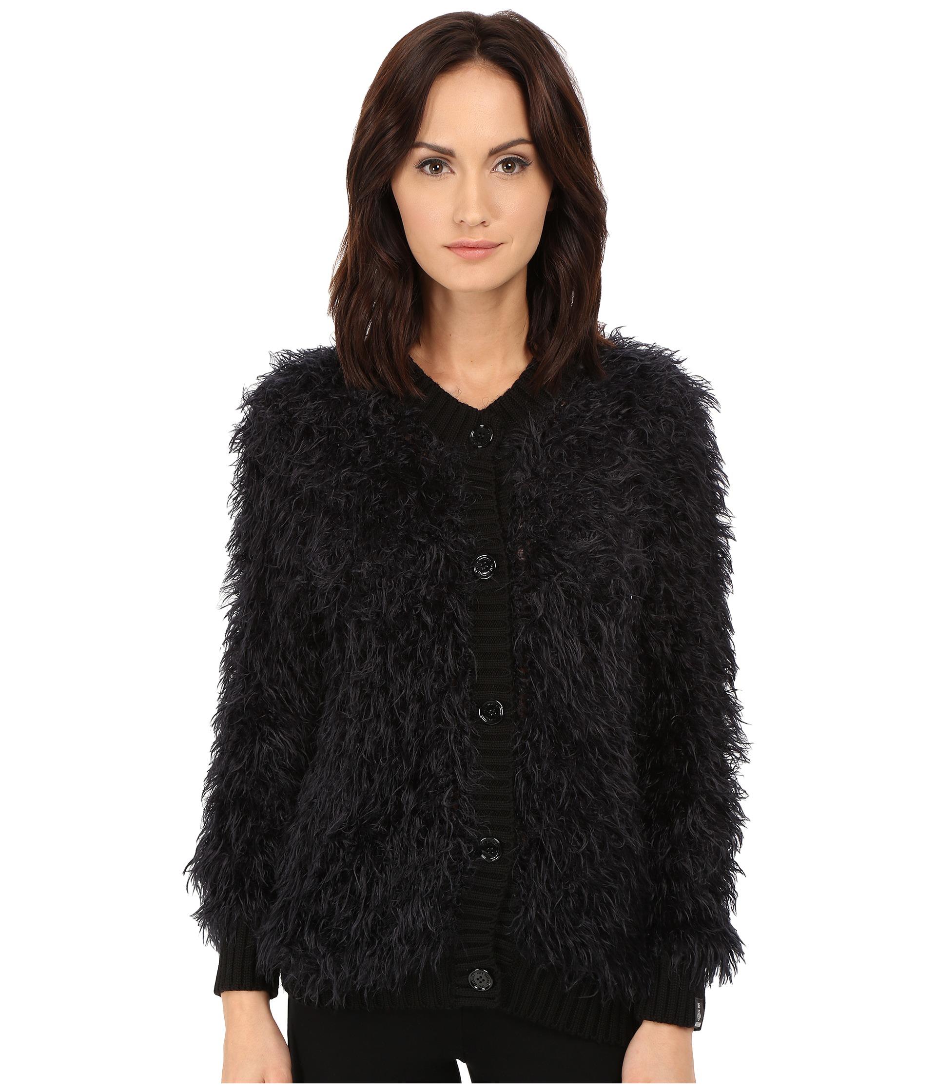 Wool Sweater Furry 21