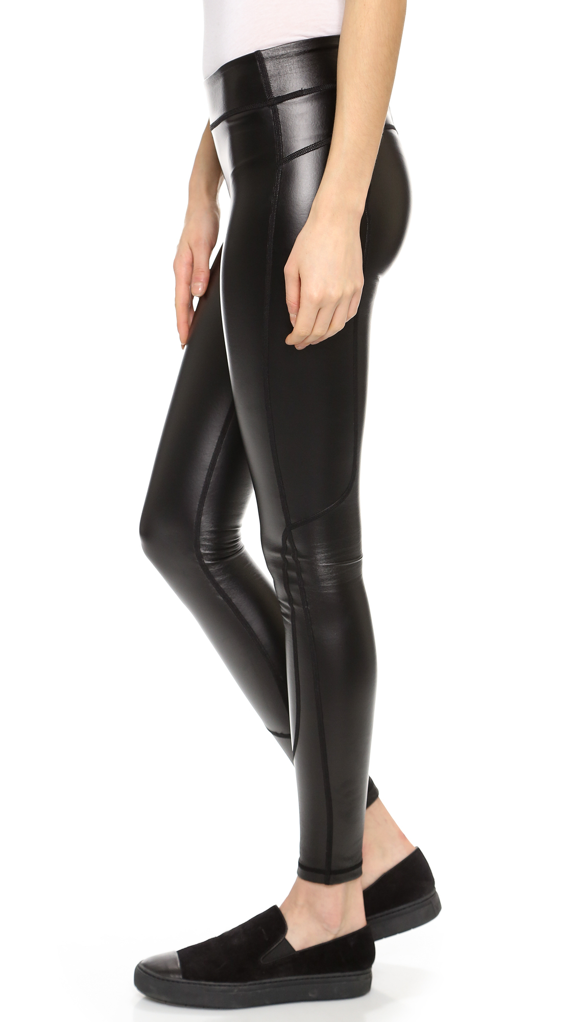 Joe's Jeans Off Duty Rythm Leggings - Katya in Black