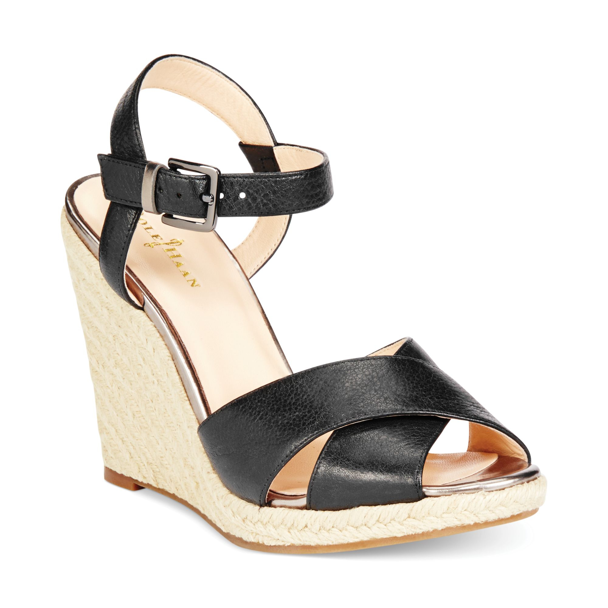 Elegant Buy Cole Haan Womens Anica Slip Slide Sandal And Other Slides At  Our Wide Selection Is Eligible For Free Shipping And Free Returns Slip On Anica And Prepare For A Day Of Sunshiny Surprises Featuring Prominent Double Straps, This Warm