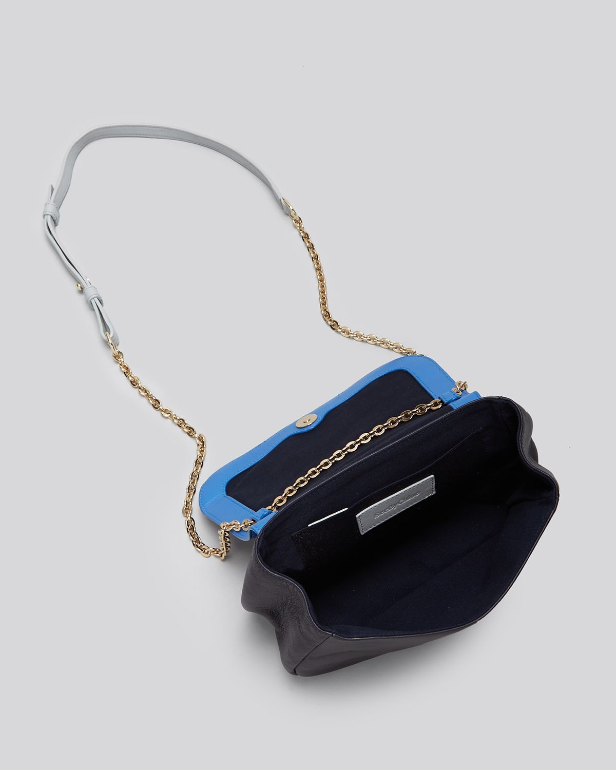 See By Chloé See By Chloé Crossbody - Rosita Chain Colorblock in Blue