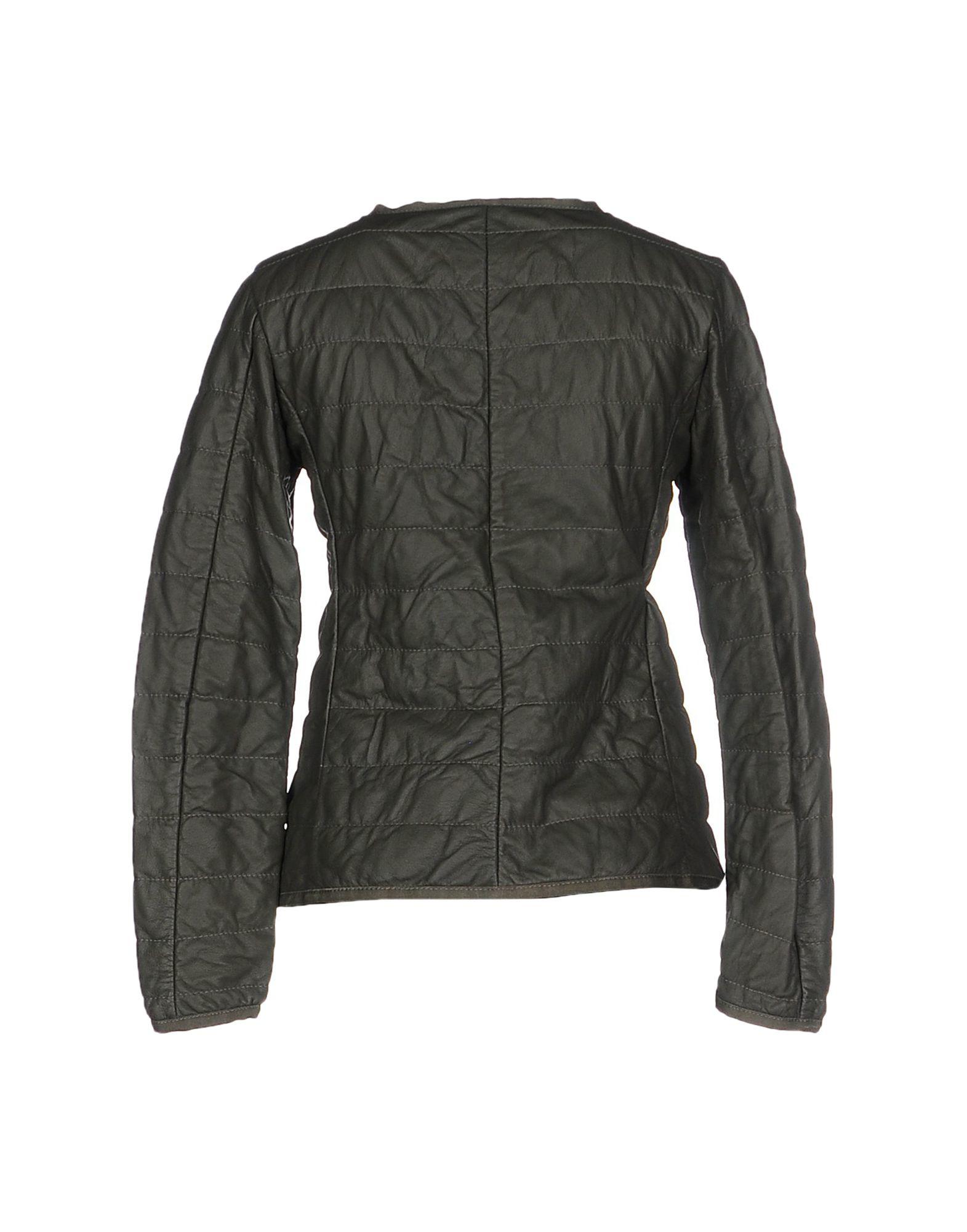 Vintage de luxe Jacket in Green