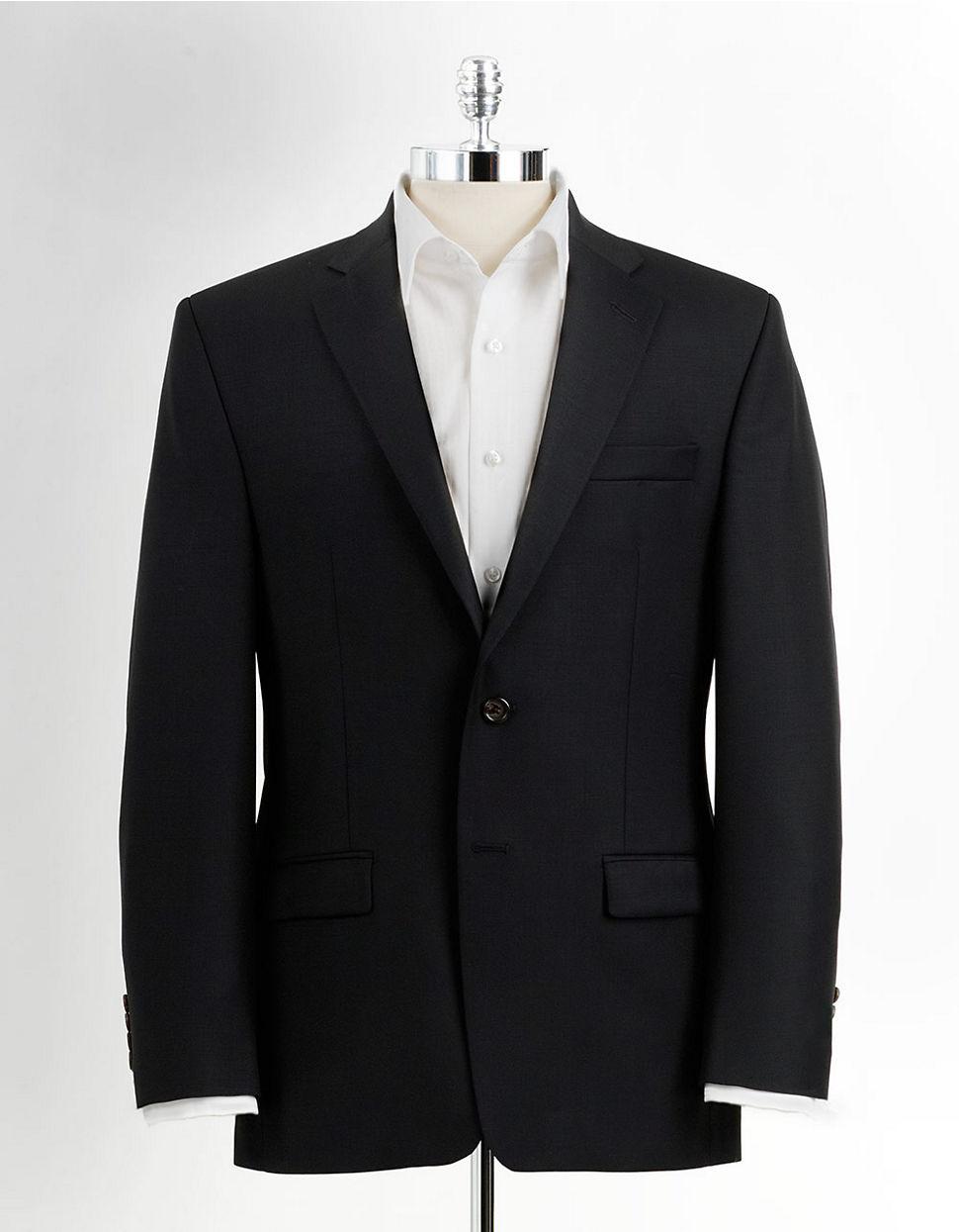 lauren by ralph lauren classic fit two button wool suit. Black Bedroom Furniture Sets. Home Design Ideas