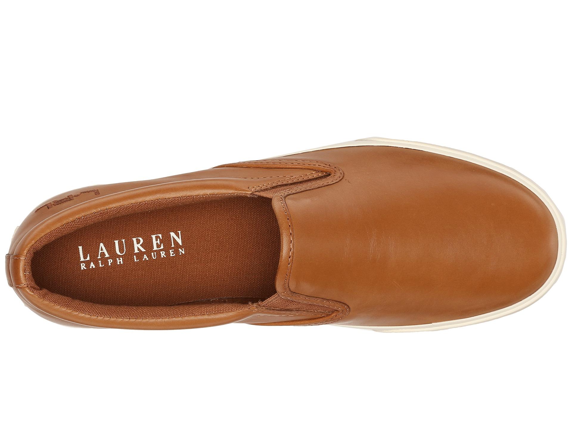 Lauren By Ralph Lauren Cedar In Brown Lyst