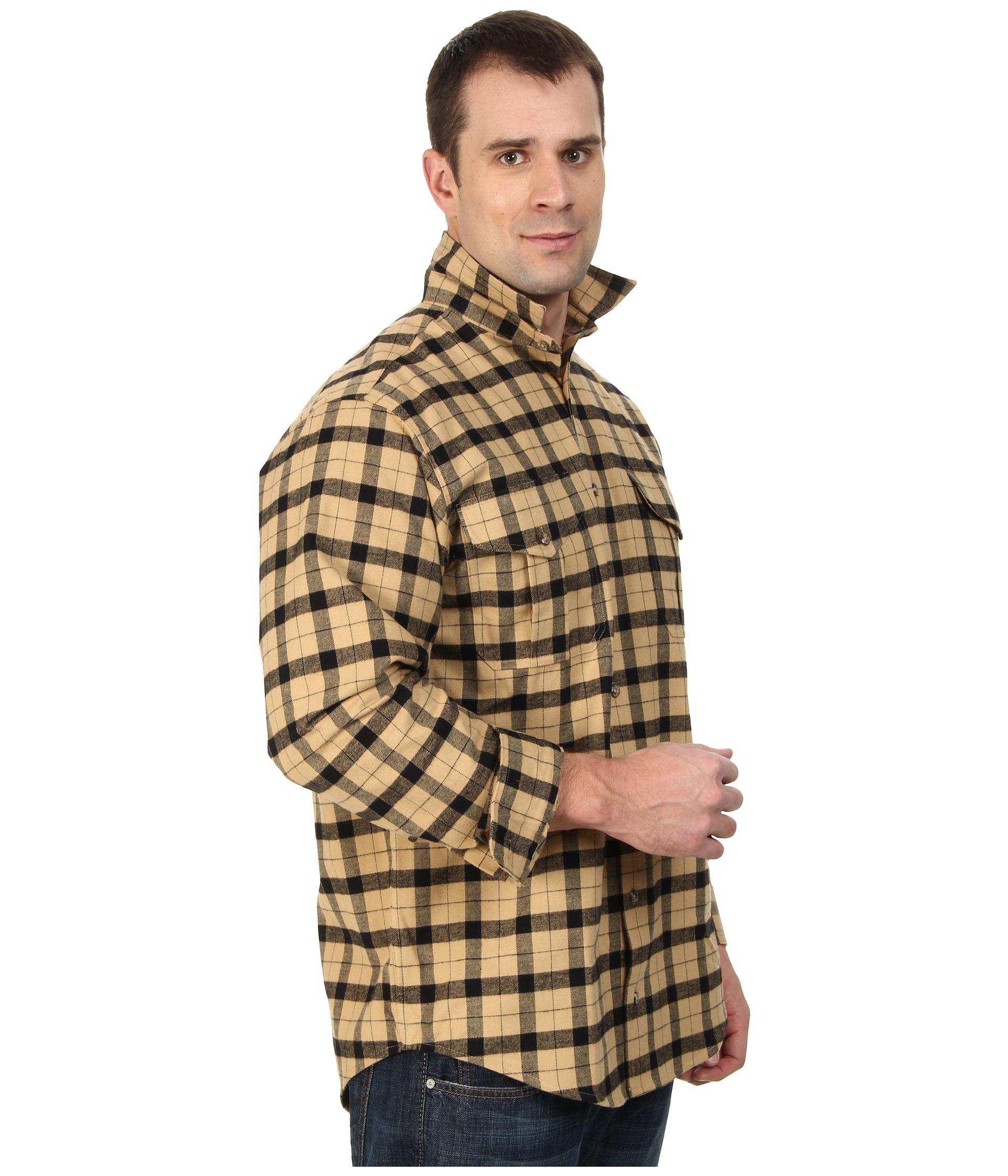 Filson Mens Extra Long Alaskan Guide Shirt