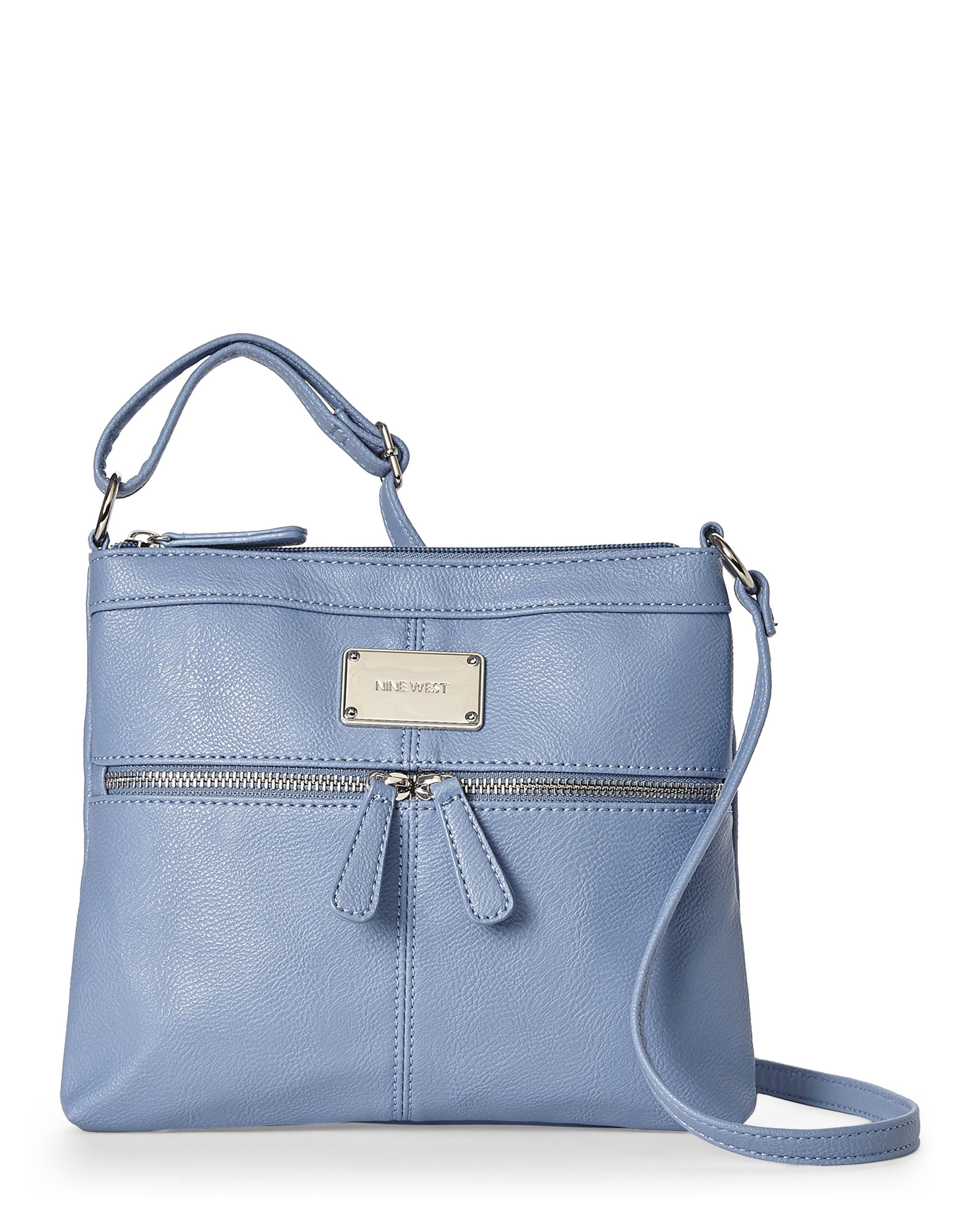 25234da94812 Nine West Blue Sky Encino Crossbody