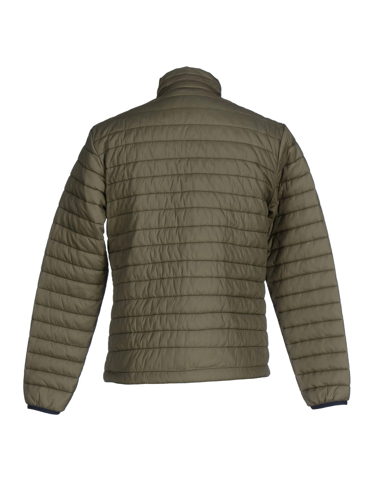 north sails jacket in green for men military green lyst. Black Bedroom Furniture Sets. Home Design Ideas