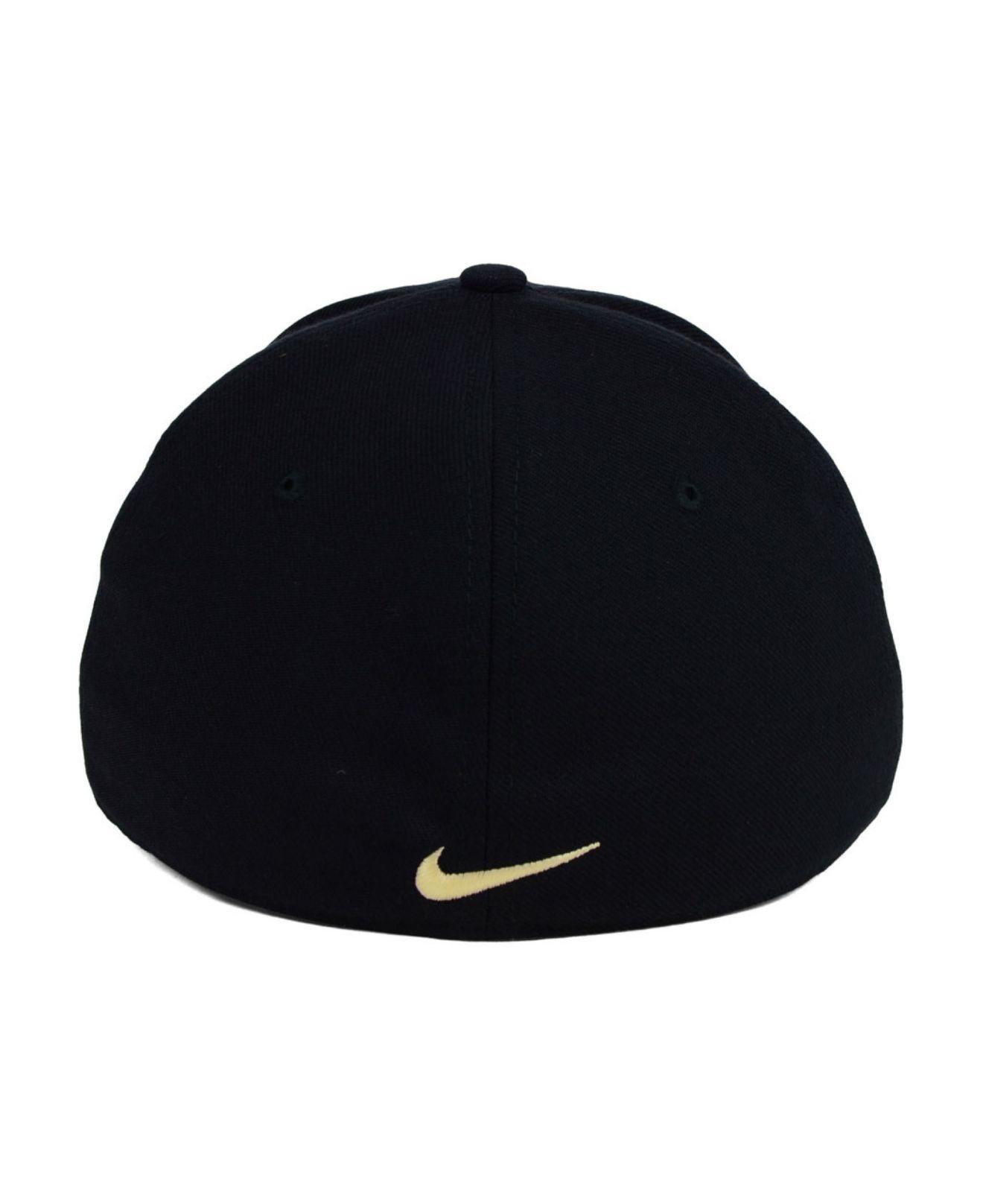 bc8ca7d28aa Lyst - Nike Colorado Buffaloes Dri-Fit Swooshflex Cap in Black for Men