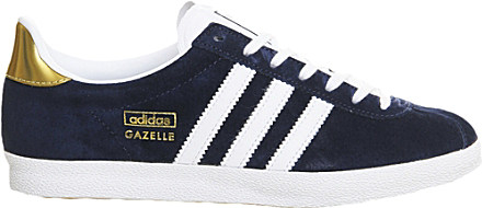 more photos 5dbe4 45d43 Gallery. Previously sold at  Selfridges · Women s Adidas Gazelle