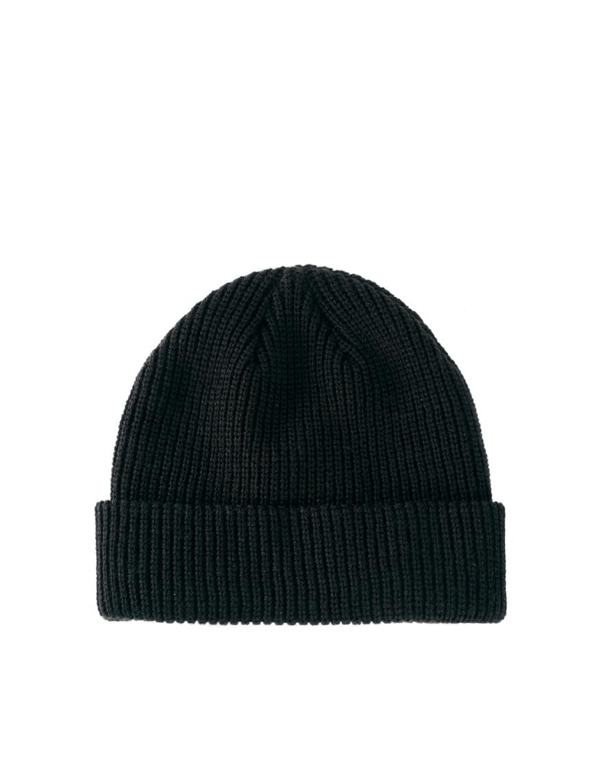 f6c92c64f45 Lyst - Nike Fisherman Beanie Hat in Black for Men