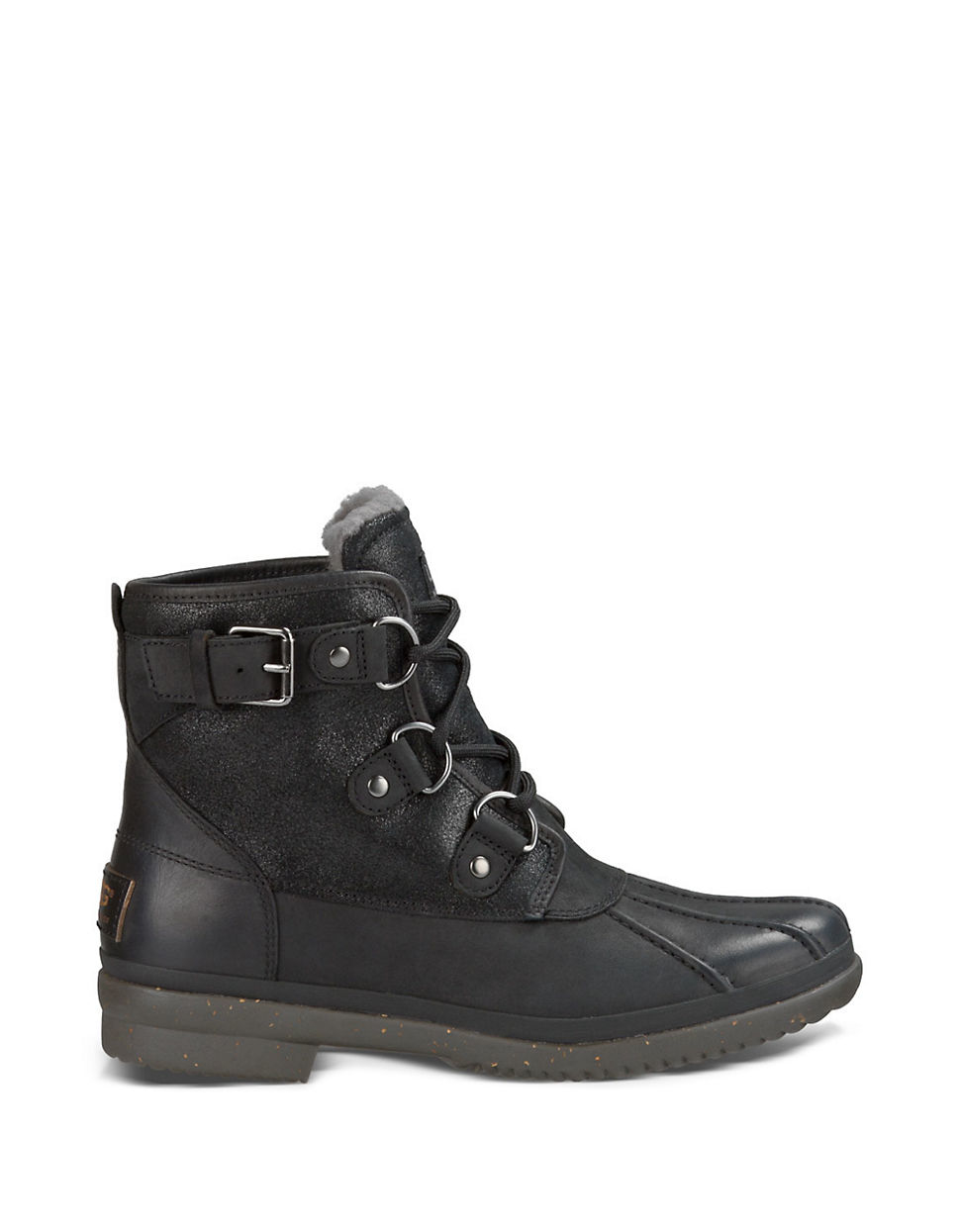 black ugg boots fake