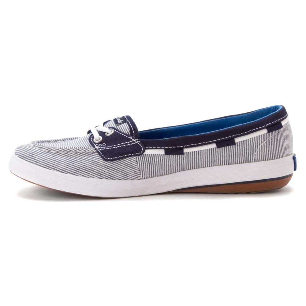 Keds Women S Glimmer Slip On Boat Shoe