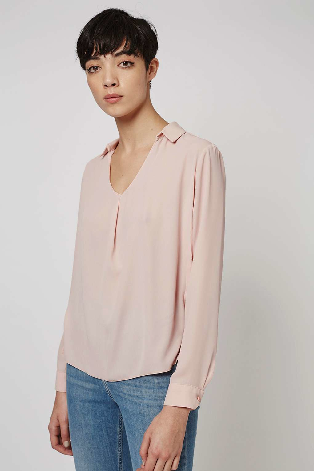 Find womens collar blouse long sleeve at ShopStyle. Shop the latest collection of womens collar blouse long sleeve from the most popular stores - all.