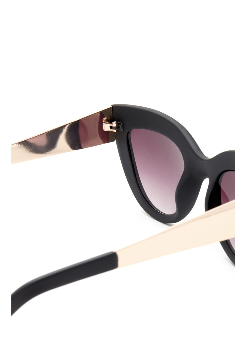 Tortoishell Cat Eye Sunglasses Wareouse