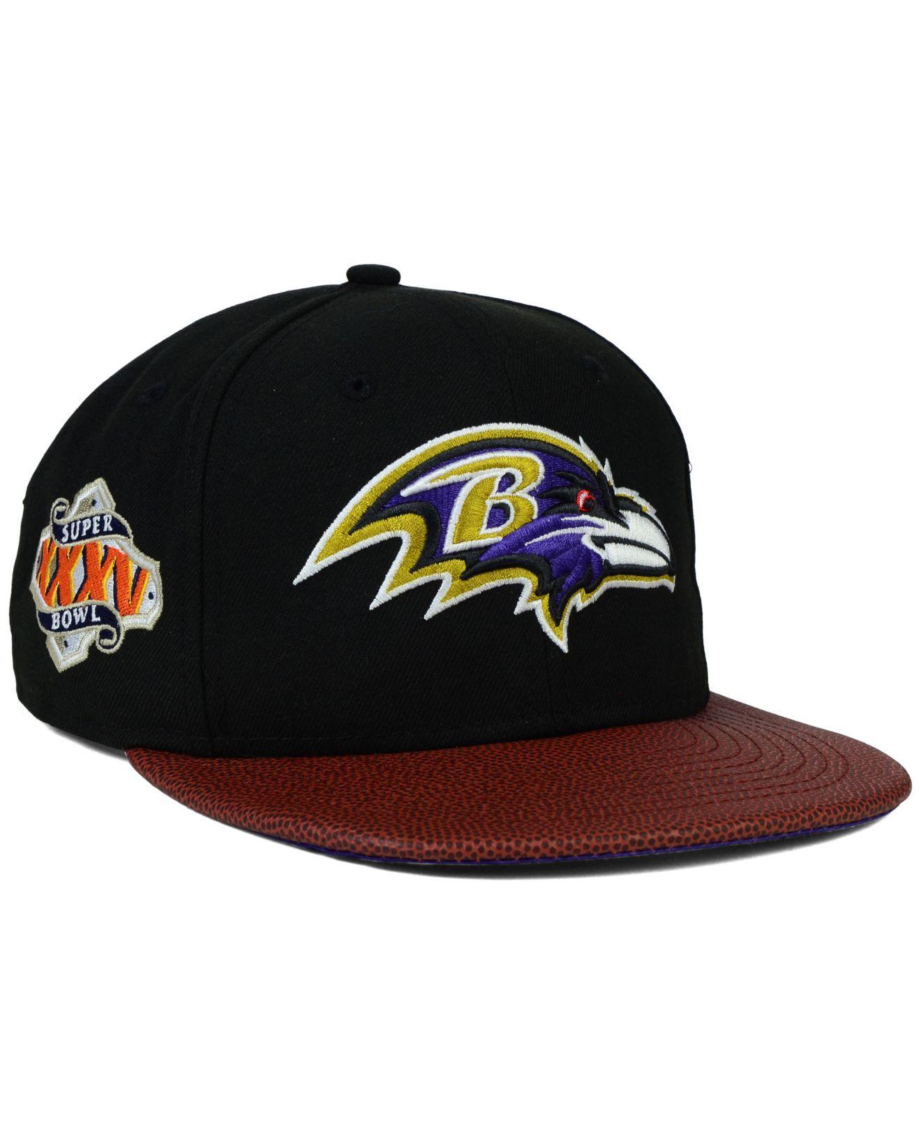 Ktz Baltimore Ravens Super Bowl Xxxv Athlete Vize 9fifty