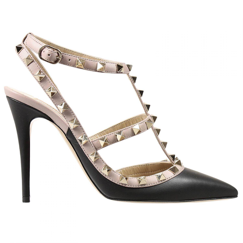 Lyst - Valentino Heels Woman In Black-1766