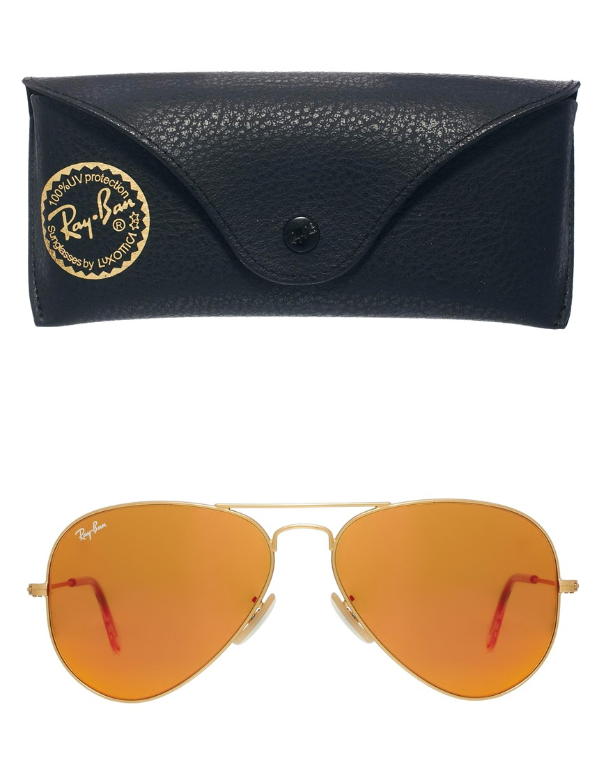 ray ban aviator tech replica